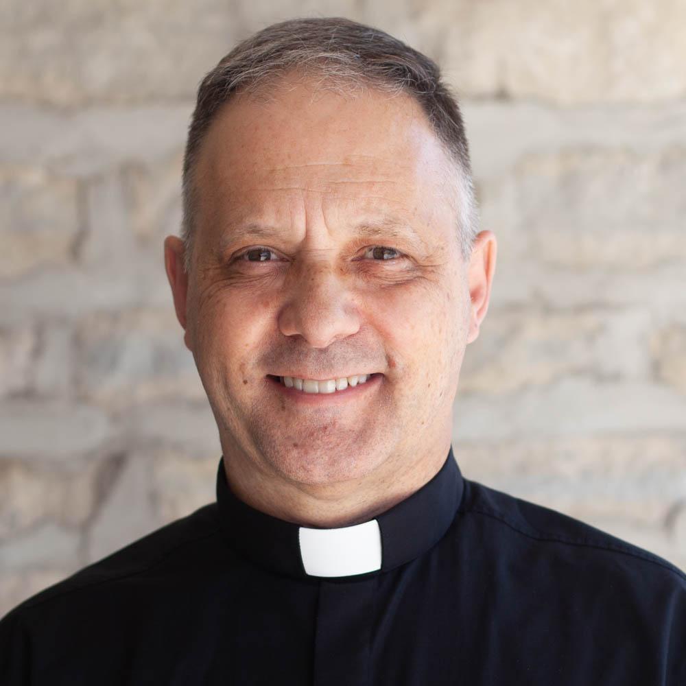 Fr Bob Penhallurick