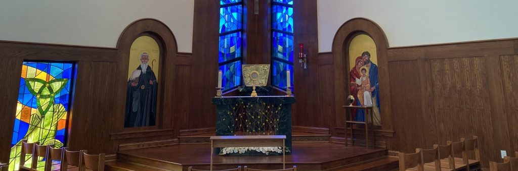 St Brendan Adoration Chapel